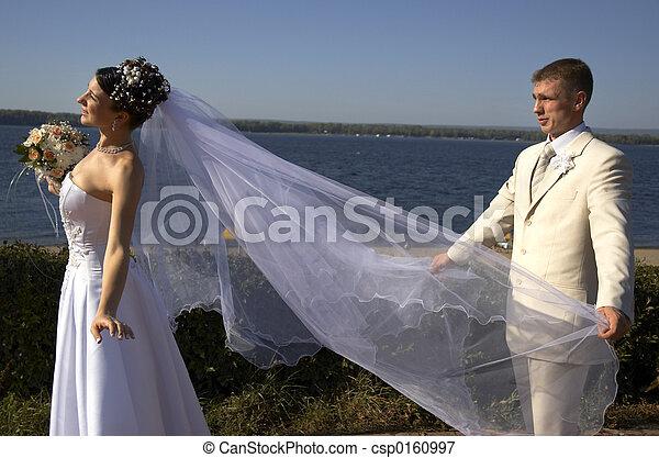 wedding day - csp0160997