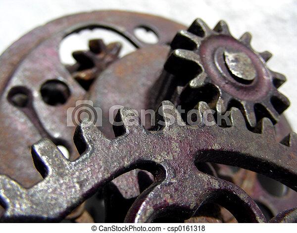 Gears, Gears, Gears - csp0161318