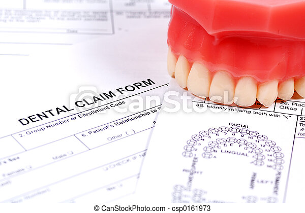 Dental Form - csp0161973