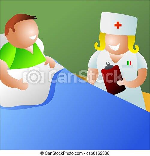 ward nurse - csp0162336