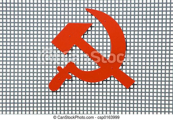 communism sign - csp0163999
