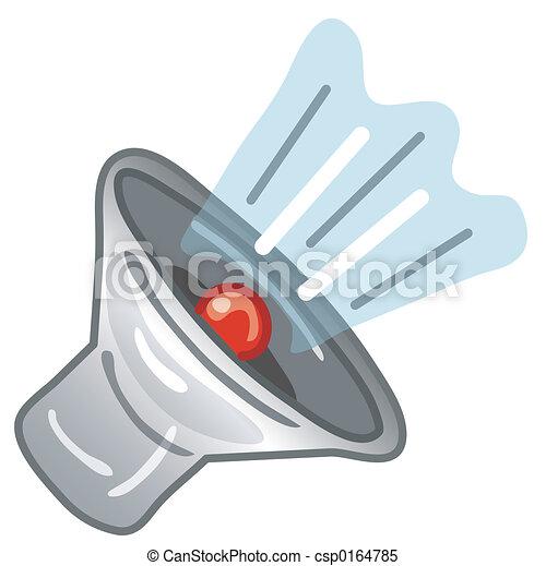 Volume icon - csp0164785
