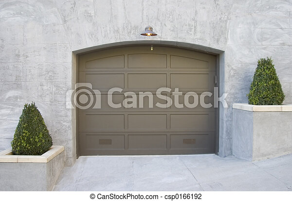 Fancy Garage - csp0166192