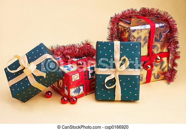 stock fotografie von weihnachtsgeschenk weihnachten. Black Bedroom Furniture Sets. Home Design Ideas
