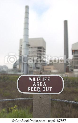 Industrial Irony #2 - csp0167667