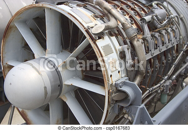 Jet Engine 2 - csp0167683