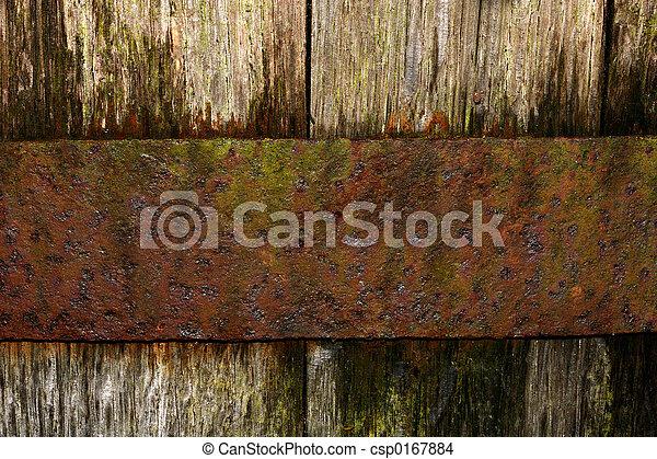 Oak and Rust - csp0167884