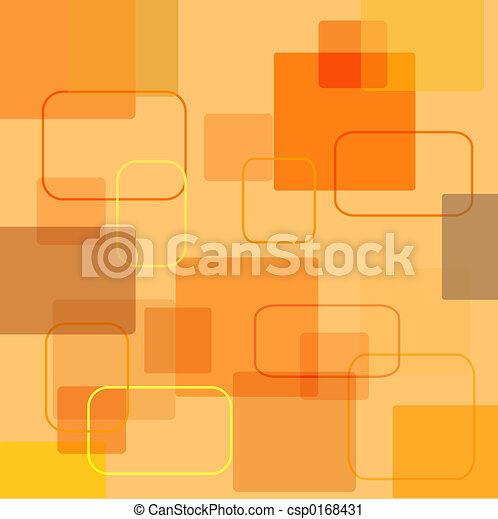 Retro squares - csp0168431