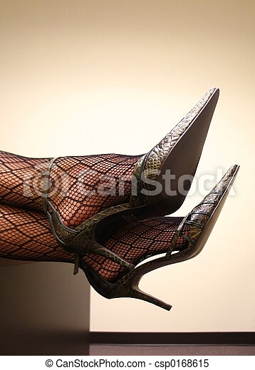 Great shoes - csp0168615