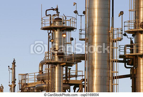 Oil Refinery #5 - csp0169004
