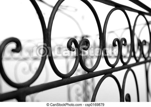 banisters - csp0169879