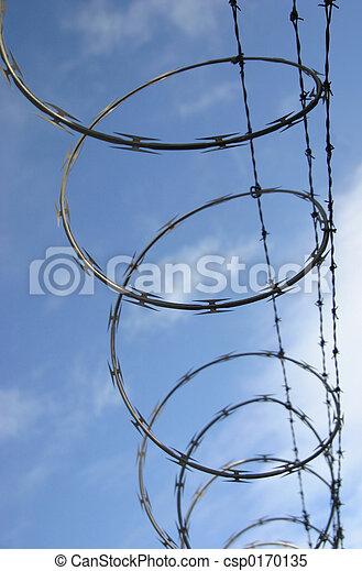 Razor Wire #1 - csp0170135