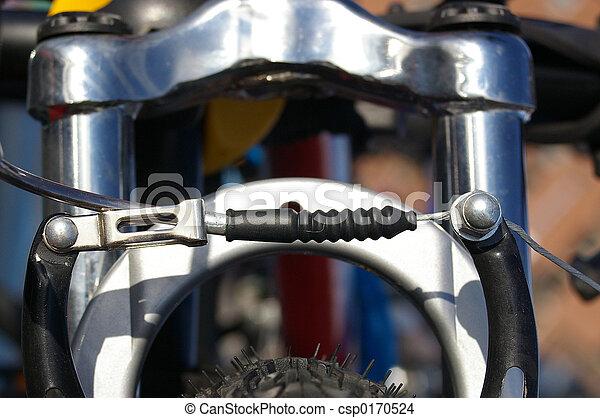 Bicycle Brake-pull 01 - csp0170524