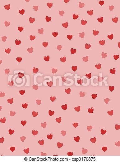 Valentine hearts - csp0170875