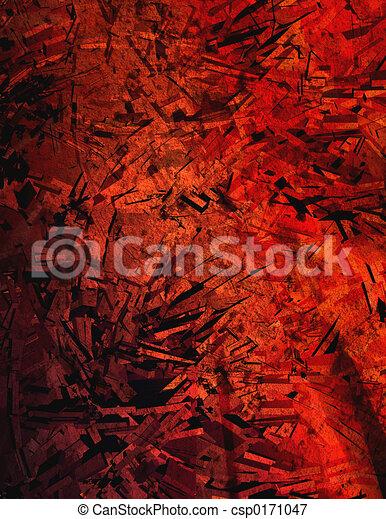 Grungy Texture - csp0171047