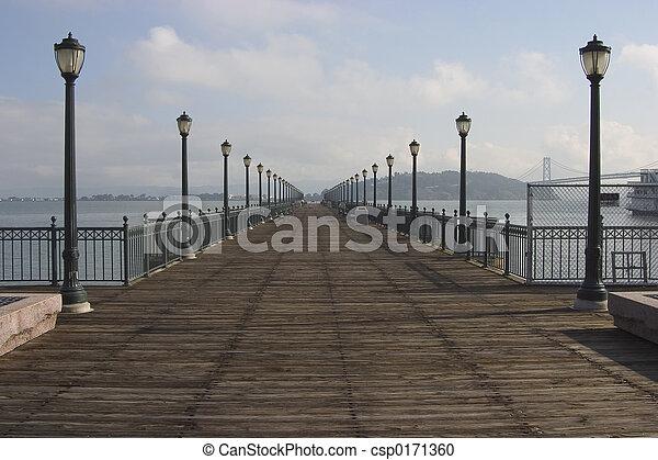 Bay Pier - csp0171360