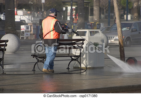 Sidewalk Cleanup - csp0171380