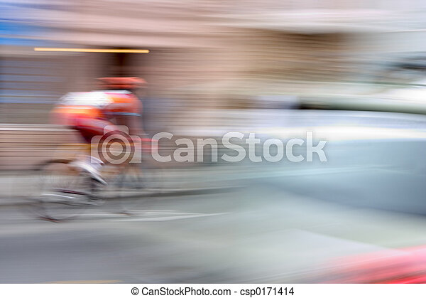 Supersonic Bicycle - csp0171414