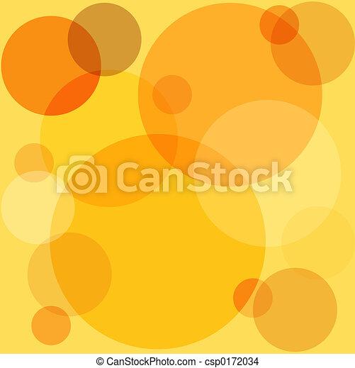 Retro circles - csp0172034