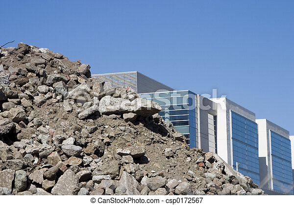 Up from the Rubble - csp0172567