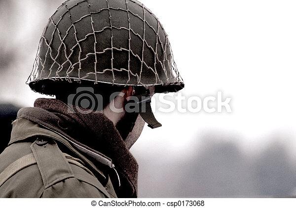 US Soldier - csp0173068