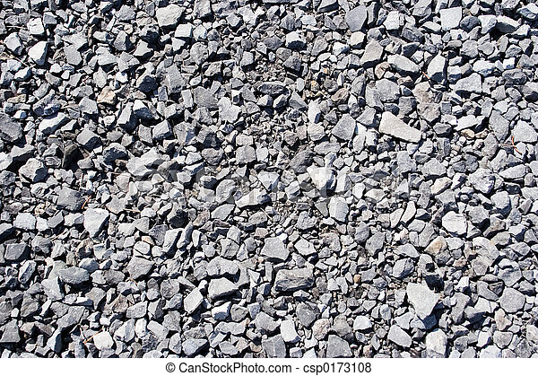 Gravel texture - csp0173108