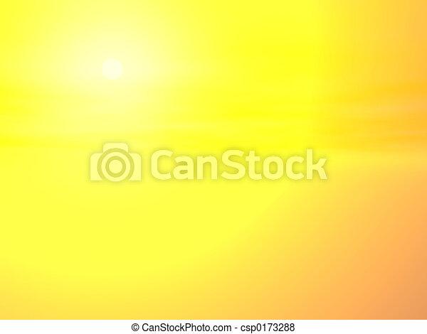 Sunrise - csp0173288