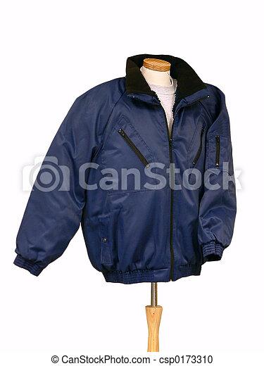 Jacket. - csp0173310