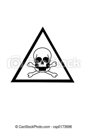 death sign - csp0173698