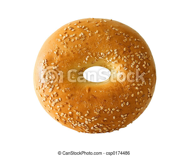 Perfect bagel - csp0174486