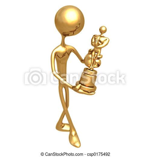 Award Acceptance 01 - csp0175492