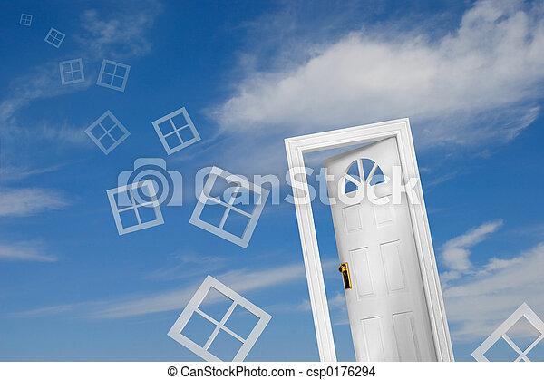 Door (5 of 5) - csp0176294