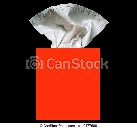 tissue box - csp0177606