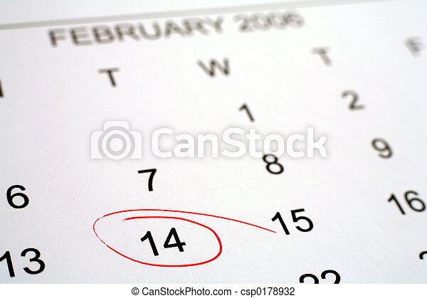Valentine's day 2 - csp0178932