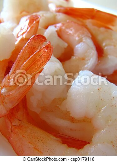 Cooked Shrimps - csp0179116