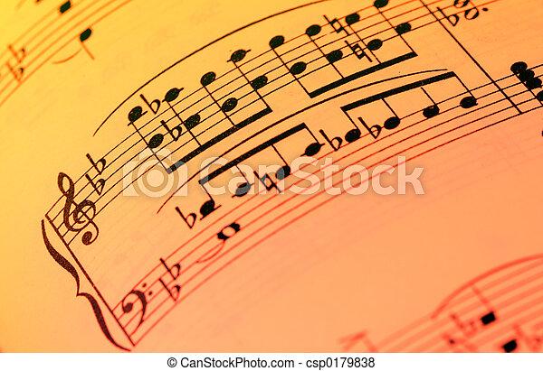 Music - csp0179838