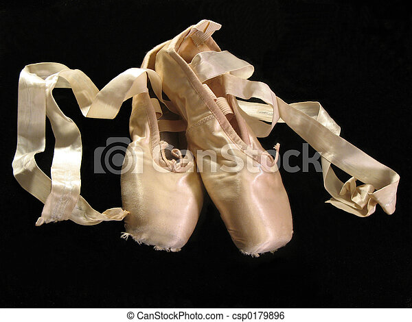 pointe shoes - csp0179896