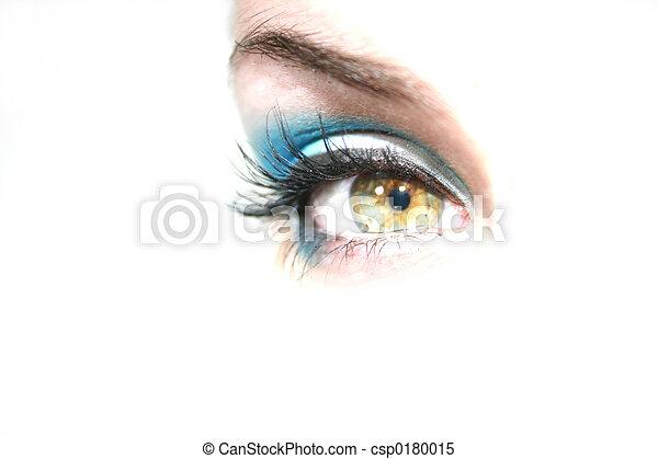 Green Eye - csp0180015