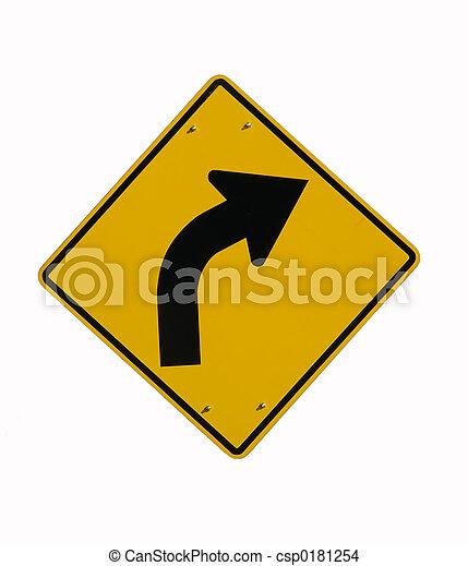 Right Turn - csp0181254
