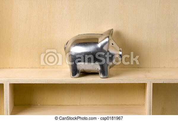 Piggy Bank - csp0181967