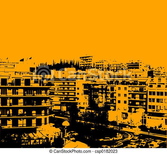 Urban grunge - csp0182023