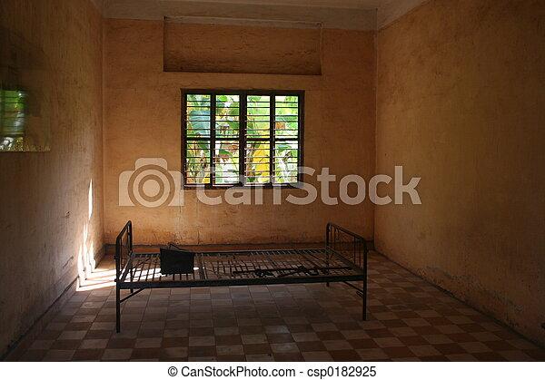Torture bed - csp0182925