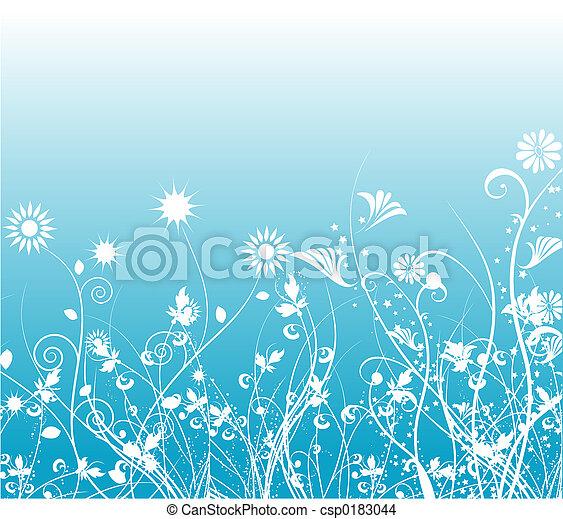 Floral chaos - csp0183044
