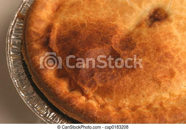 Pie Crust - csp0183208