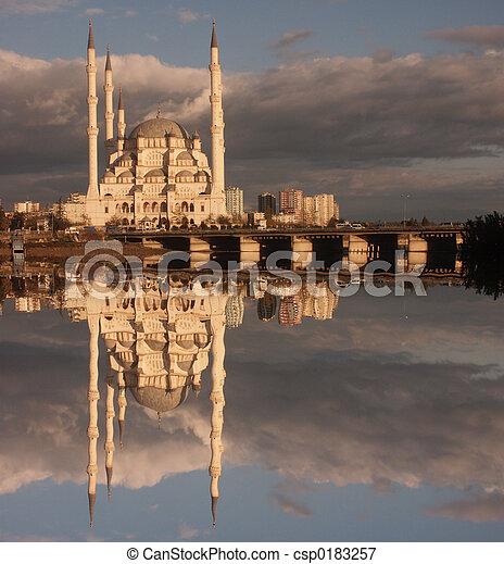 Religious reflection - csp0183257