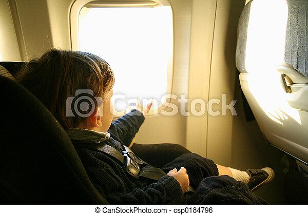 Plane Trip - csp0184796