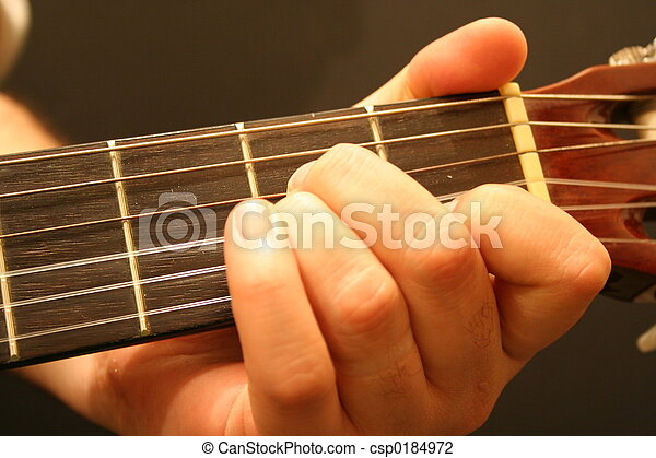how to play sticky fingers on guitar