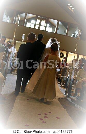 bröllop - csp0185771