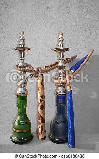 Shisha Pair - Desaturated - csp0186438