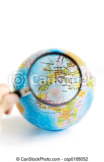World 3D Puzzle (Europe) - csp0188052